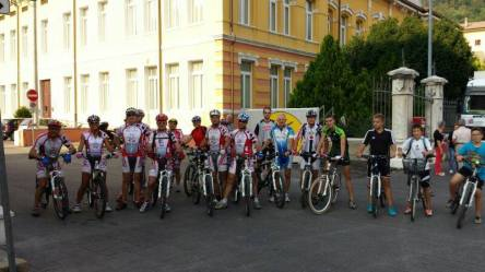 Biciclettata MobilityWeek 2013