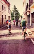 Bycycle can stop the traffic! Eravamo tantissimi! Bellissimi! Sostenibilissimi! 2013