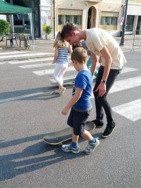 skateboard in piazza 2013