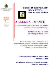 ALLEGRA-MENTE