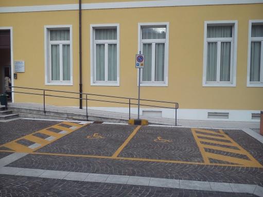 Parcheggio UTAP