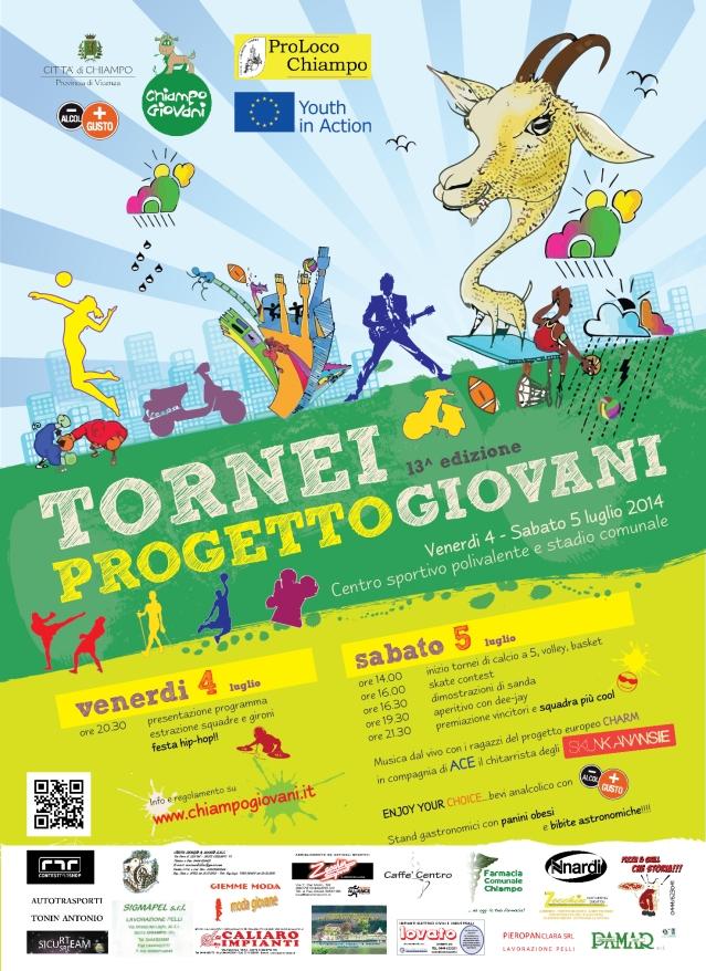 Tornei Progetto Giovani 2013