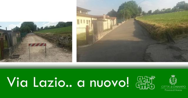 via Lazio