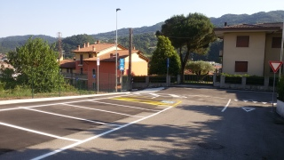 Nuova…via Monte Verena!